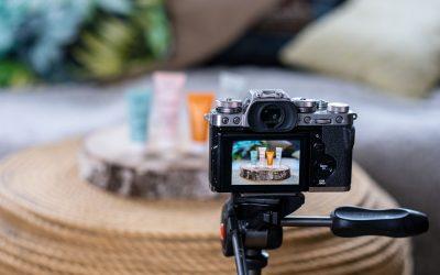 Cinq conseils pour prendre vos photos pro de chez vous !