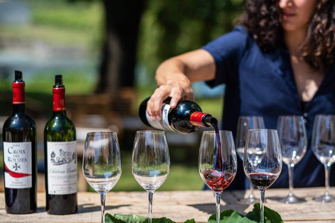 Photographe entreprise photo-reportage bordeaux vignoble et vin
