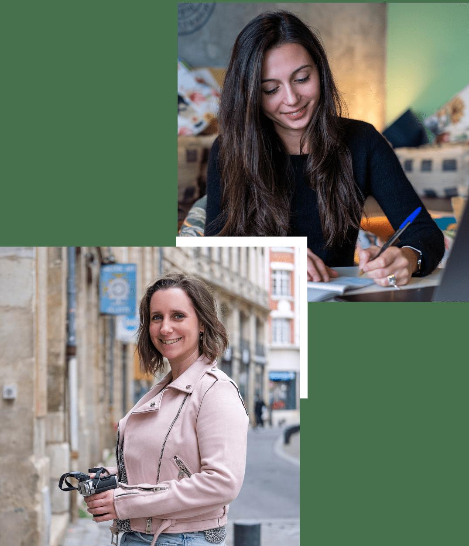 Emilie photographie le monde photographe pro entreprise instagram bordeaux